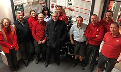 Visiting Royal Mail's North Berwick delivery office
