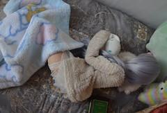 Sleeping (Shatiel85) Tags: aoi angelphilia ap quarantotto doll realartprojectpinkdrops tan
