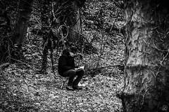 Calm (damiencorrephoto) Tags: bnw noiretblanc blackandwhite black white noir blanc rue street