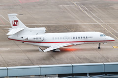 Deer Jet Dassault Falcon 7X B-3270 001 (A.S. Kevin N.V.M.M. Chung) Tags: aviation aircraft aeroplane airport airlines plane spotting macauinternationalairport mfm taxing dassault falcon private jet