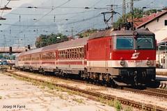 208-1044 Jenbach (Josep M Farré) Tags: obb jenbach express romulus austria osterreich