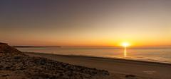 Aclarando cielos (Fotgrafo-robby25) Tags: alicante costablanca fotografíanocturna marmediterráneo sol sonyilce7rm3