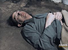 Heinrich Himmler, 1945 (jhlcolorizing) Tags: ww2 ww2pics ww2photos wwii worldwar worldwar2 ss german colorised colorizing colorising colourizing jhlcolorizing corpse