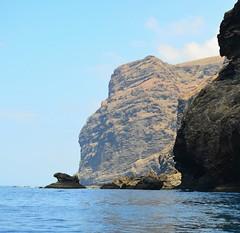 Los Gigantes, Tenerife. (Captain Howey) Tags: sunshine sun waves coast shadow 3d whale dolphin boat huge ocean sea cliffs losgigantes gigantes los