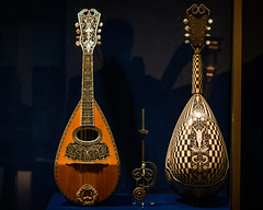 Beauties (Мaistora) Tags: lute oud mandolin mandola mandolute stringed acoustic cordophone instrument play music musical decorated exquisite pearl motherofpearl inlay encrusted design pattern ornament fine stylish beautiful museum metropolitan nyc usa sony ilce nex 5r sel55210oss lightroom