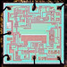 Microchip К140УД6. LOMO OKC1-40-1