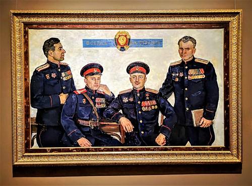 Nueva Galería Tretiakov - Museo de Arte Moderno en Moscú
