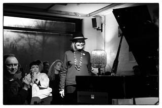 David Grubbs & Apartment House perform Luc Ferrari (with guest pianist Brunhild Ferrari) @ Cafe Oto, London, 13th February 2019