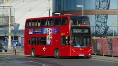 Days Numbered (londonbusexplorer) Tags: goahead london dennis trident adl enviro 400 e52 lx56etz 132 north greenwich bexleyheath shopping centre tfl buses