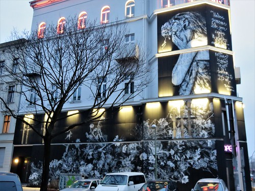 Snik & Herakut / Berlin - 24 jan 2019