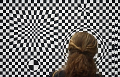 Vasarely au centre Georges Pompidou (Paris) (dalbera) Tags: dalbera centrepompidou cnacgp paris france vasarely exposition opart artoptique