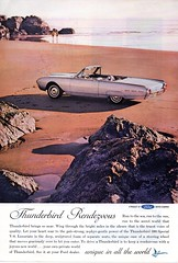 1963 Ford Thunderbird 390 Special V8 Convertible USA Original Magazine Advertsement (Darren Marlow) Tags: 1 3 6 9 19 63 1963 f ford thunderbird 390 s special v v8 8 c convertible car cool collectible collectors classic a automobile vehicle u us usa united states american america 60s