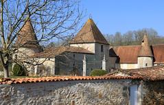 16 Montbron - Ferrières (Herve_R 03) Tags: france castle château architecture charente poitoucharentes