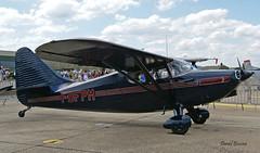 Stinson 108-3 Voyager n° 108-5080  ~ F-BFPM (Aero.passion DBC-1) Tags: 2008 meeting dijon dbc1 david biscove aeropassion avion aircraft aviation plane airshow stinson 108 voyager ~ fbfpm