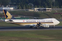 Singapore Airlines Cargo (So Cal Metro) Tags: airline airliner airplane aircraft plane jet aviation airport singapore sin changi
