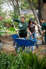 Alternative_Break_20190319_0208 (Sacramento State) Tags: sacramentostate sacstate californiastateuniversitysacramento universitycommunications hornets jessicavernone alternative break spring volunteer community engagement center solar house living building
