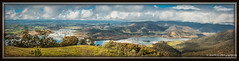 Lake Eildon reservoir,  Victoria 2009 - from Skyline lookout (Peter.Stokes) Tags: australia australian colour landscape nature panorama photo photography vacations outdoors lakeeildon victoria water
