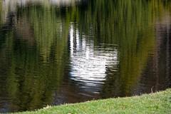 Mirrored temple in the pond (KPPG) Tags: reflections spiegelungen teich pond bergparkwilhelmshöhe kassel germany deutschland hct crazytuesday