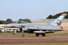 3026_01 (GH@BHD) Tags: 3026 eurofighter ef2000 germanairforce riat2017 typhoon luftwaffe raffairford fairford riat royalinternationalairtattoo military fighter aircraft aviation