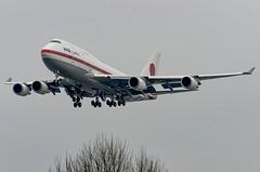 20-1102 / Boeing 747-47C / 24731/839 / Japan Air Self-Defence Force (A.J. Carroll (Thanks for 1 million views!)) Tags: 201102 boeing 74747c 747400 747 744 24731839 cf680c2b1f japanairselfdefenceforce jasdf vip abdq 87c001 london heathrow lhr egll 27l