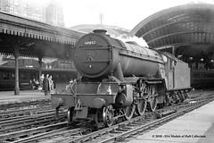 13/07/1963 - York. (53A Models) Tags: britishrailways lner gresley v2 262 60852 steam york train railway locomotive railroad