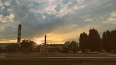 IMG_20170524 (Live blog by Denis Snetkov) Tags: город закат урбан дорого предприятие дорога вид city sunset urban expensive enterprise road view