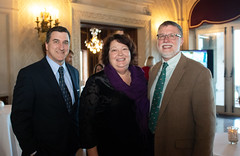 Salve Regina University Staff Holiday Social - Ochre Court - December 19 2018 (Salve Regina University) Tags: awards celebration christmas humanresources party recognition salve salvereginauniversity social staff staffholidaysocial newport rhodeisland usa