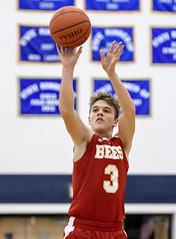 DSC_5846 (K.M. Klemencic) Tags: hudson high school boys basketball explorers brecksville bees ohio suburban league ohsaa