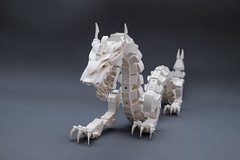 Dragon Mech (ChristiansCreations) Tags: lego mecha mech dragon fantasy mythical robot transformers zoids