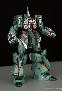 Steel Legend Metal Build Kshatriya 22 by Judson Weinsheimer