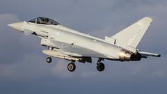 ZK432/432 TYPHOON RAF (MANX NORTON) Tags: raf coningsby egxc tornado hawk tucano qra typhoon eurofighter a400 atlas f35 lightning