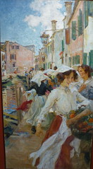 Umberto Veruda, Fondamenta a Burano, 1904 (sangiovese) Tags: museo revoltella trieste umberto veruda fondamenta burano trst triest venedig venezia venice