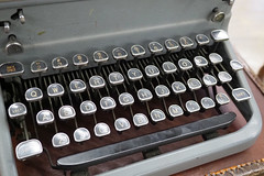 Typewriters A-Z (Eclectic Jack) Tags: old antique shop americana america retro stuff royal typewriter type write