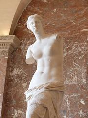 DSCF2184 (camconde) Tags: venusdemilo louvremuseum louvre pyramidedulouvre greeksculptures paris france aphrodite