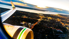 Leaving the Anchorage City Lights Behind (AvgeekJoe) Tags: 737990 737990erwl aerialphotograph alaska114 alaskaair alaskaairlines alaskaflight114 boeing737 boeing737900 boeing737990 boeing737990erwl d5300 dslr jetliners n423as nikon nikond5300 aerial aerialphoto aerialphotography aircraft airplane aviation jetliner plane