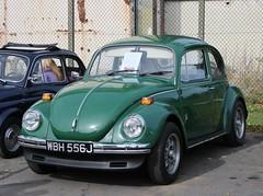 WBH 556J (Nivek.Old.Gold) Tags: 1971 volkswagen beetle 1302s 1584cc terrybowen