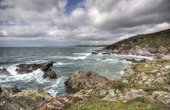 Cornish coast at Sharrow Point, Whitsand Bay (Baz Richardson) Tags: cornwall whitsandbay sharrowpoint coast cliffs rocks nationaltrust