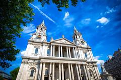 GTJ-2019-0301-11 (goteamjosh) Tags: architecture britain cathedral church churchofengland england stpauls stpaulscathedral tourism travel travelphotography uk unitedkingdom gothic