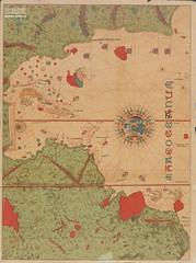 Antilhas, 1500 (Arquivo Nacional do Brasil) Tags: mapa cartography cartografia map oldmap ancientmap mapaantigo história memória juandelacosa museunavaldemadrid madri arquivonacional arquivonacionaldobrasil nationalarchives nationalarchivesofbrazil