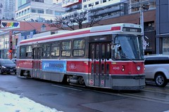 026 -11stpffwl (citatus) Tags: westbound ttc streetcar 4048 queen street west soho route 501 toronto canada winter afternoon 2019 pentax k3 ii