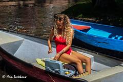 giethoorn (33 van 43) (heinstkw) Tags: boten bruggen dorp giethoorn jansklooster varen vollenhoven water