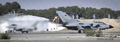 Lugwaffe Panavia Tornado IDS 45+58. TLP Albacete (ES), Febrero 2019. (EFRAIN A. JACOME Q.) Tags: air force germany tlp albacete aircraft military aèrea tornado caza despegue takoff