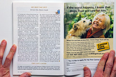A Dalesman for a day... (Can Pac Swire) Tags: dalesman magazine publication article 2019aimg8432