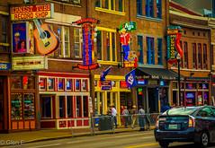Nashville (nebulous 1) Tags: nashville tn tennessee buildings downtown music bluegrass country nikon nebulous1 glene