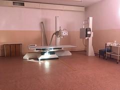 IMG_6831 (Бесплатный фотобанк) Tags: россия краснодар поликлиника больница рентгеновский кабинет аппарат рентген xray