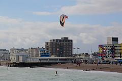 2018_08_15_0005 (EJ Bergin) Tags: sussex westsussex worthing beach seaside westworthing sea waves watersports kitesurfing kitesurfer seafront thelido jezjones