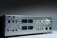 JVC 4VN 880 4-Channel Amplifier (oldsansui) Tags: 1970 1972 1970s seventies audio classic jvc stereo quadraphonic receiver amp retro vintage sound hifi design old radio music audiophile analog 70erjahre solidstate