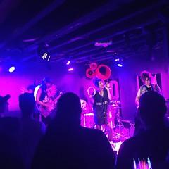 TacocaT @ DC9 (moonwatcher13) Tags: concert dc dc9 tacocat iphone iphone6 instagram