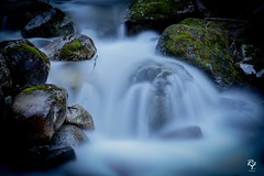 Smoke on the water (robfaubertphotography) Tags: superb wow beautiful canada missionbc hiking creek longexposure water smoke
