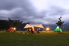 IMG_7436 (諾雅爾菲) Tags: canon6d taiwan 台灣 苗栗 泰安 露營 camping 武嵐露營區 coleman